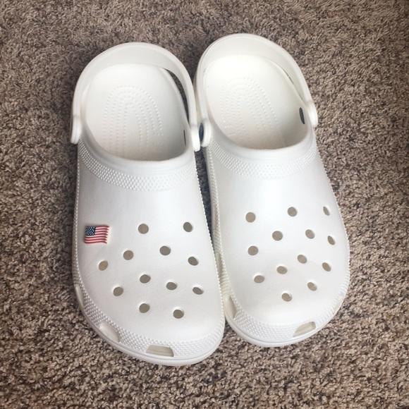 CROCS Shoes   White Crocs Mens Womens